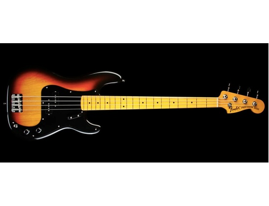 Fender Custom Shop '59 Precision Bass NOS 3-Tone Sunburst