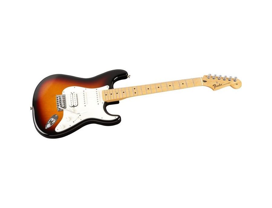 Fender Standard Stratocaster HSS, Maple Fingerboard, Brown Sunburst
