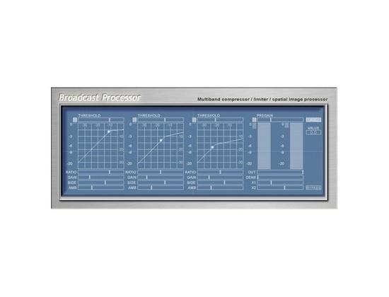 jb Broadcast Processor