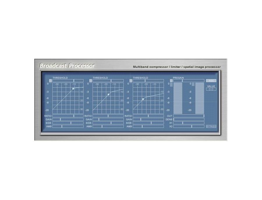 Jb broadcast processor xl
