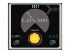 Xfer Records DJMFilter