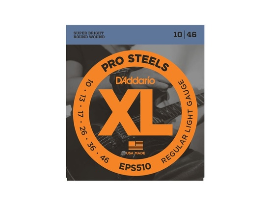 D'Addario EPS510 ProSteels, 10-46