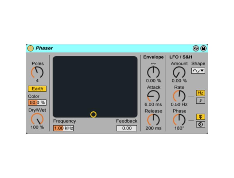Ableton Phaser