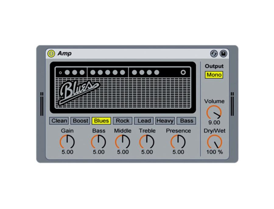Ableton Amp
