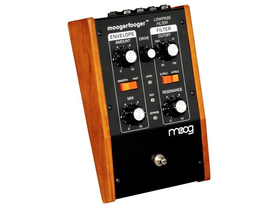 Moog moogerfooger mf 101 lowpass filter xl