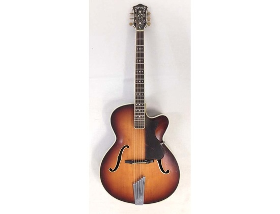 1958 Hofner President Acoustic Archtop