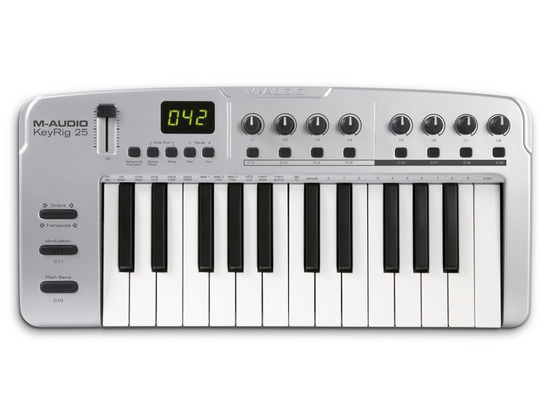 M-Audio KeyRig 25