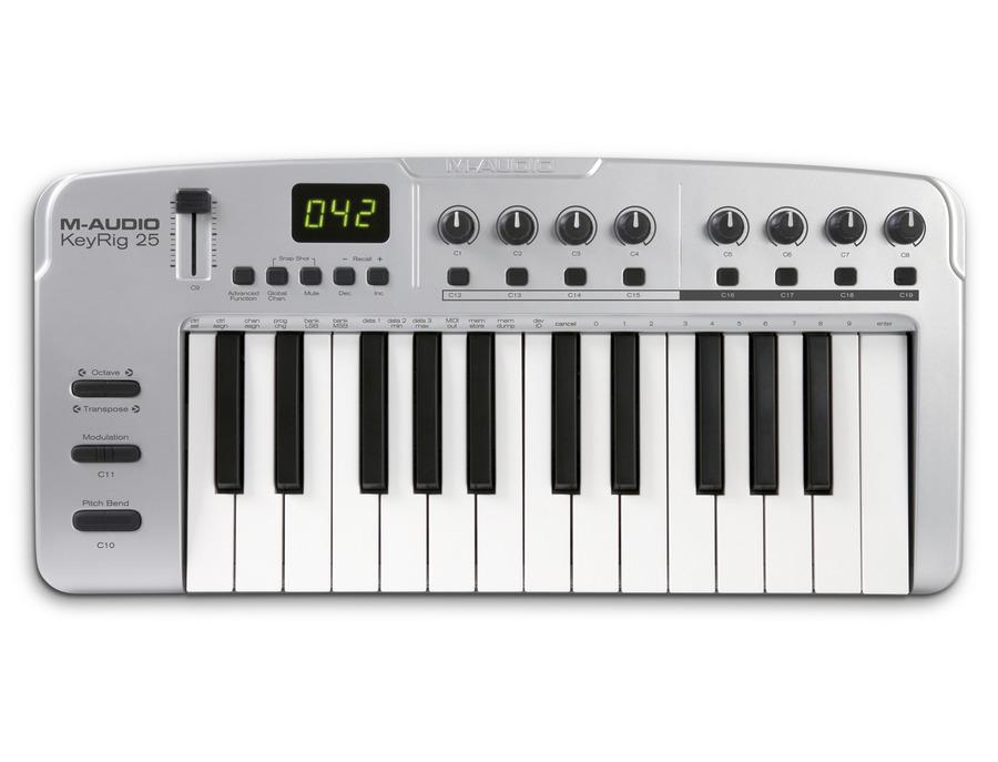 M-Audio KeyRig 25