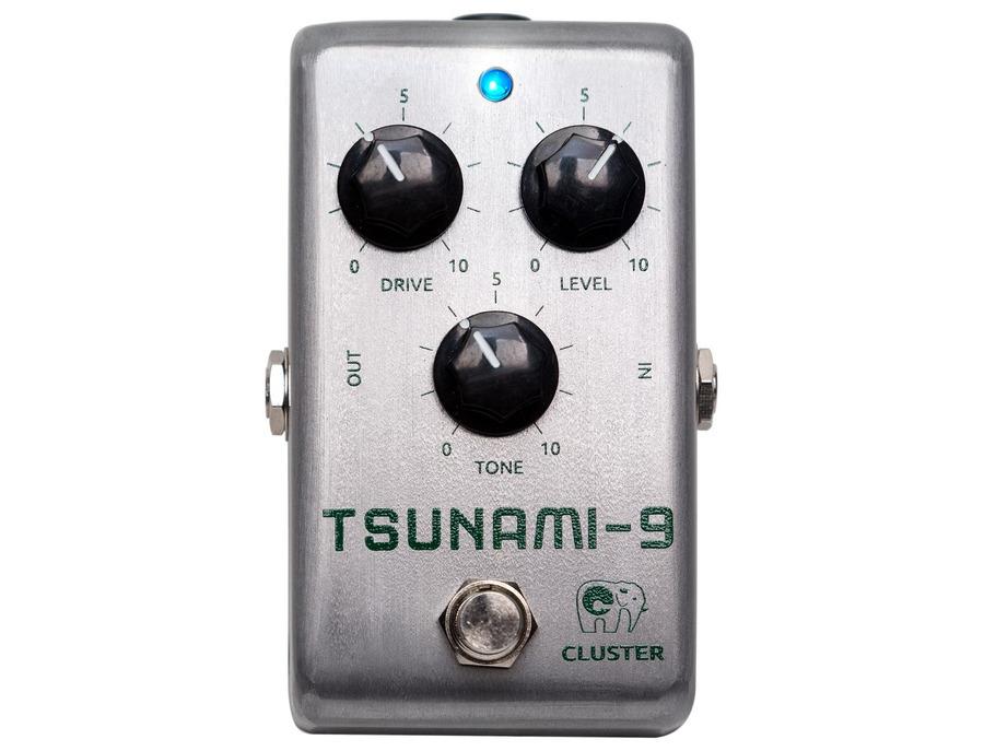 Cluster Tsunami-9