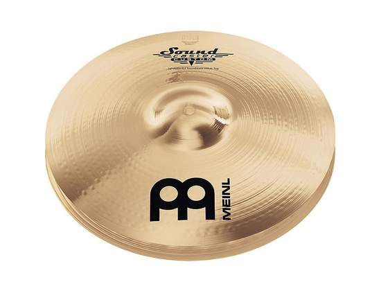 "Meinl 14"" Soundcaster Custom Medium Soundwave Hihat"