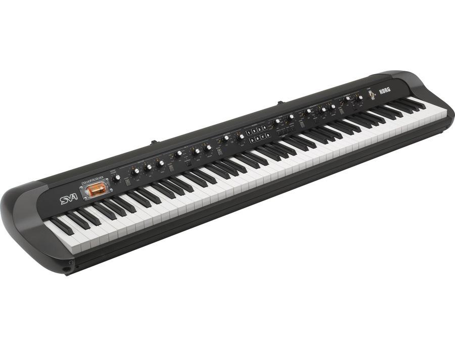 Korg sv188bk 88 key stage vintage piano xl