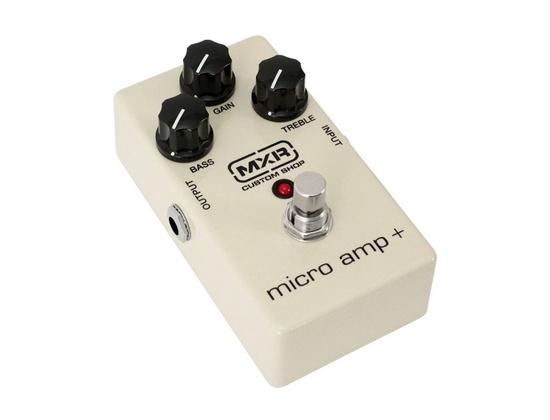 MXR CSP233 Micro Amp Plus