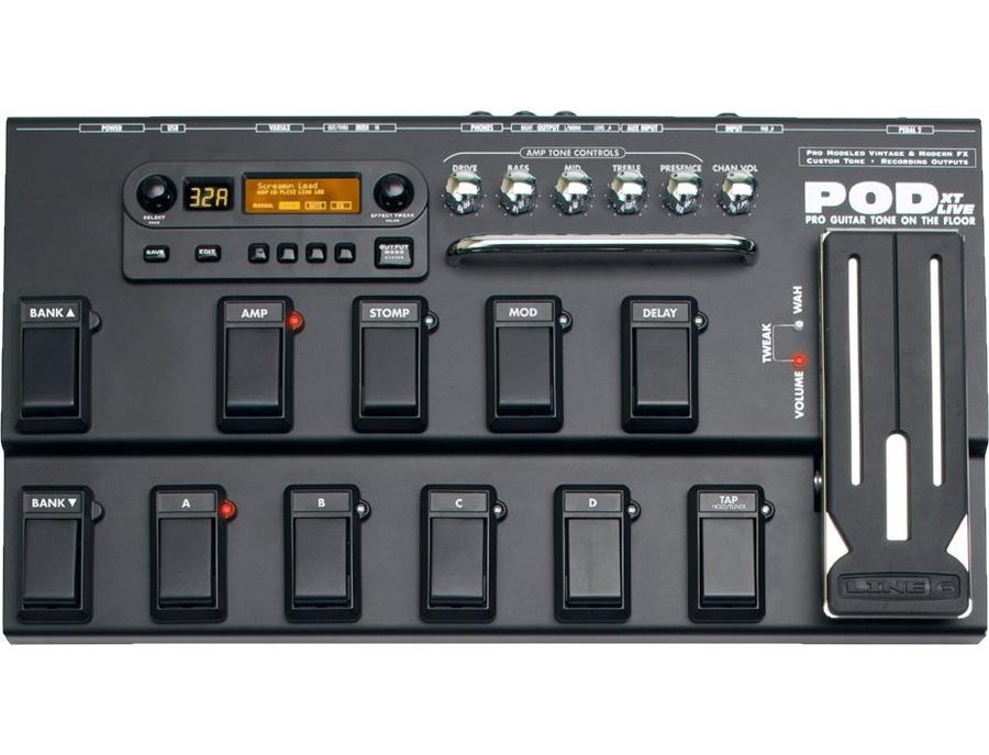Line 6  POD XT Live Floor