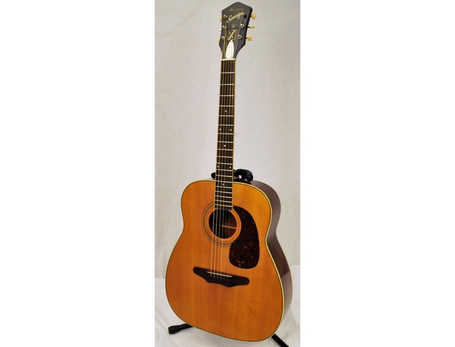 harmony sovereign h1260 acoustic guitar