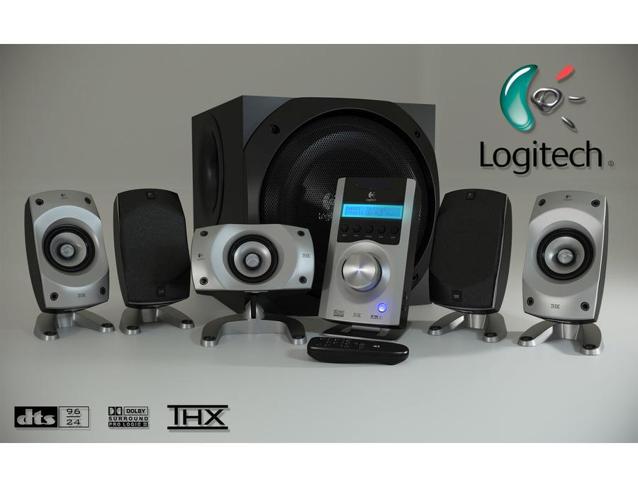 Logitech Z5500