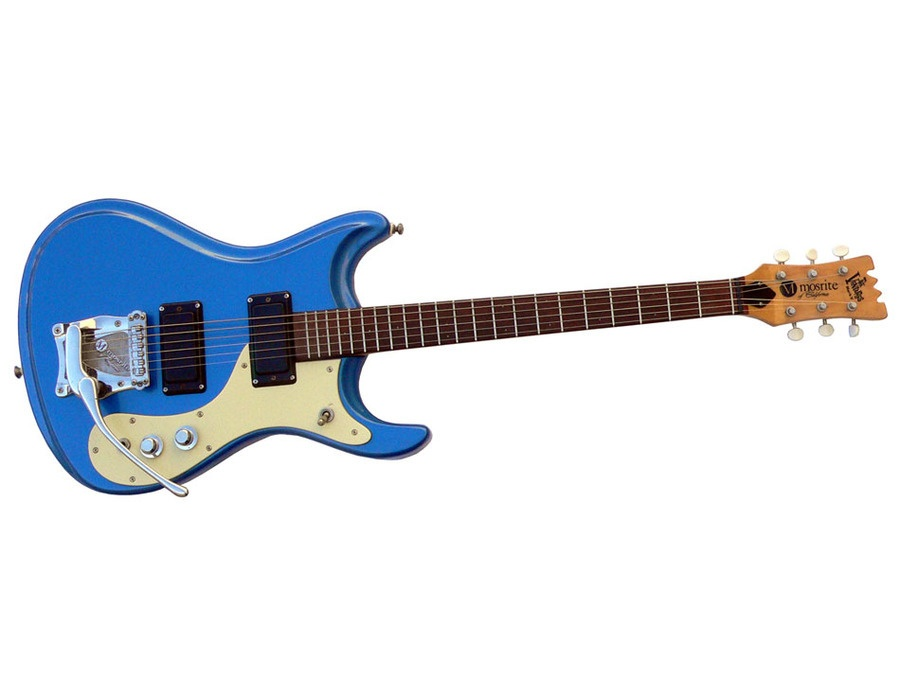 Mosrite Ventures II - Blue
