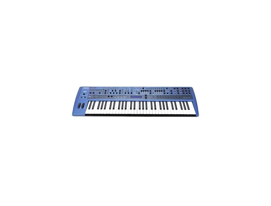 novation supernova 2 synth