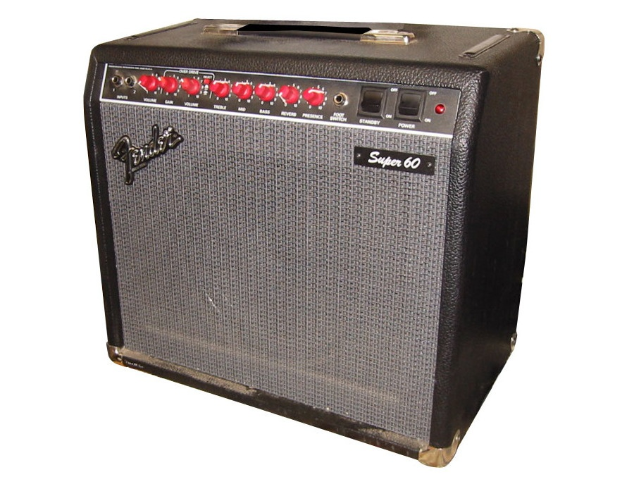 Fender Super 60 1x12