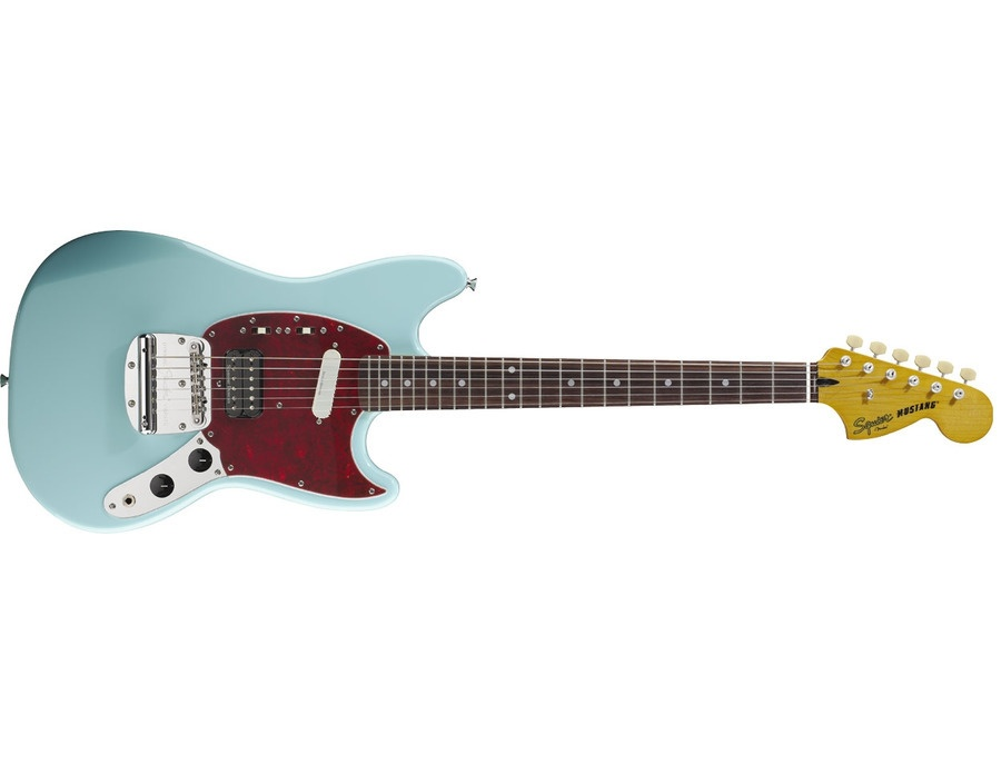 squier vintage modified mustang cobain mod reviews prices equipboard. Black Bedroom Furniture Sets. Home Design Ideas