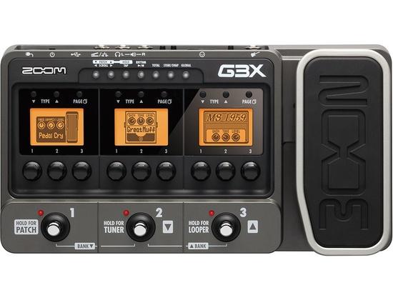 Zoom G3X