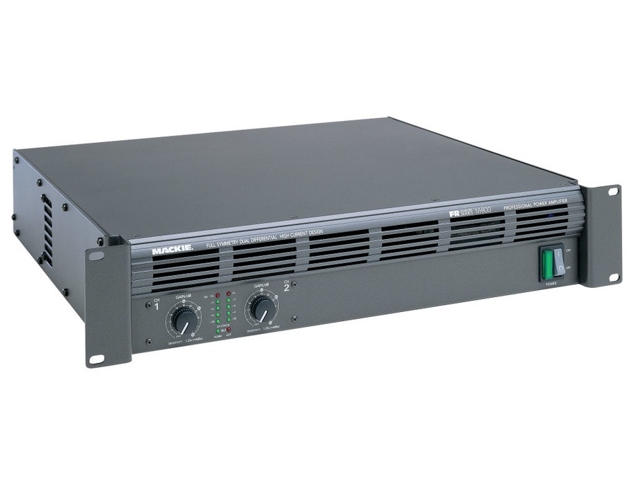 Mackie M800 Power Amplifier