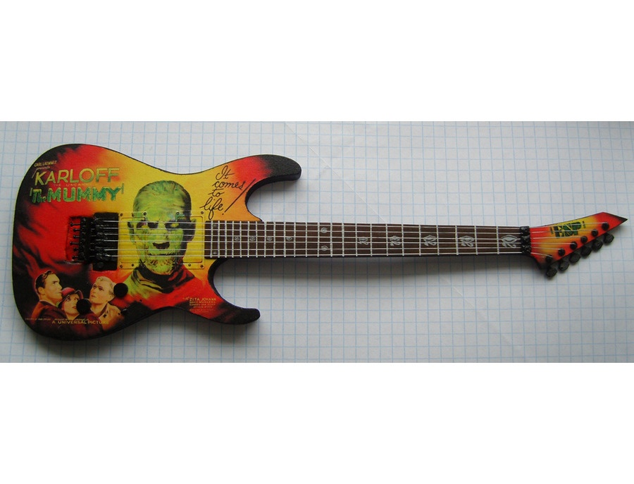 Kirk Hammett ESP Mummy