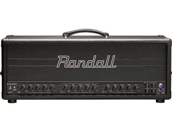 Randall RM100KH Kirk Hammett Signature Head