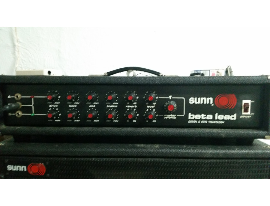 Sunn Beta Lead : sunn beta lead reviews prices equipboard ~ Hamham.info Haus und Dekorationen