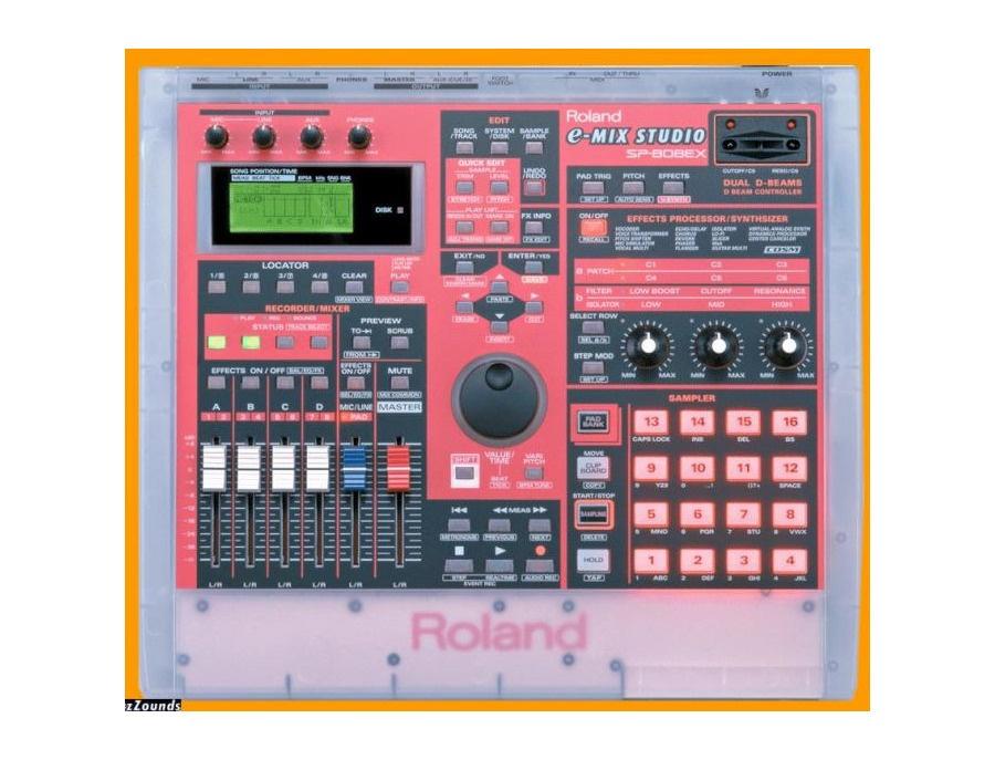 Roland SP-808 EX sampler