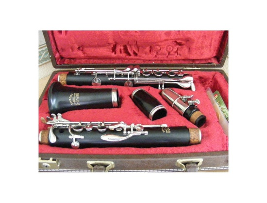 Boosey and Hawkes Edgeware Bb clarinet