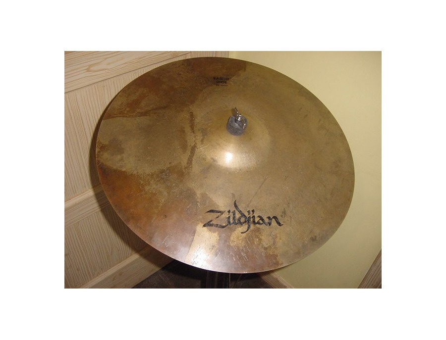 20 zildjian earth ride xl
