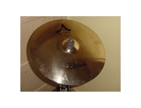 "15"" zildjian thin crash custom"