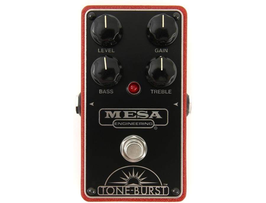 Mesa boogie tone burst clean boost pedal xl