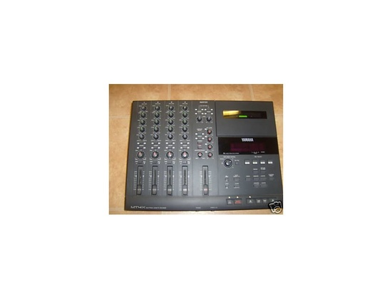 Yamaha MT4X 4-Track Cassette Recorder