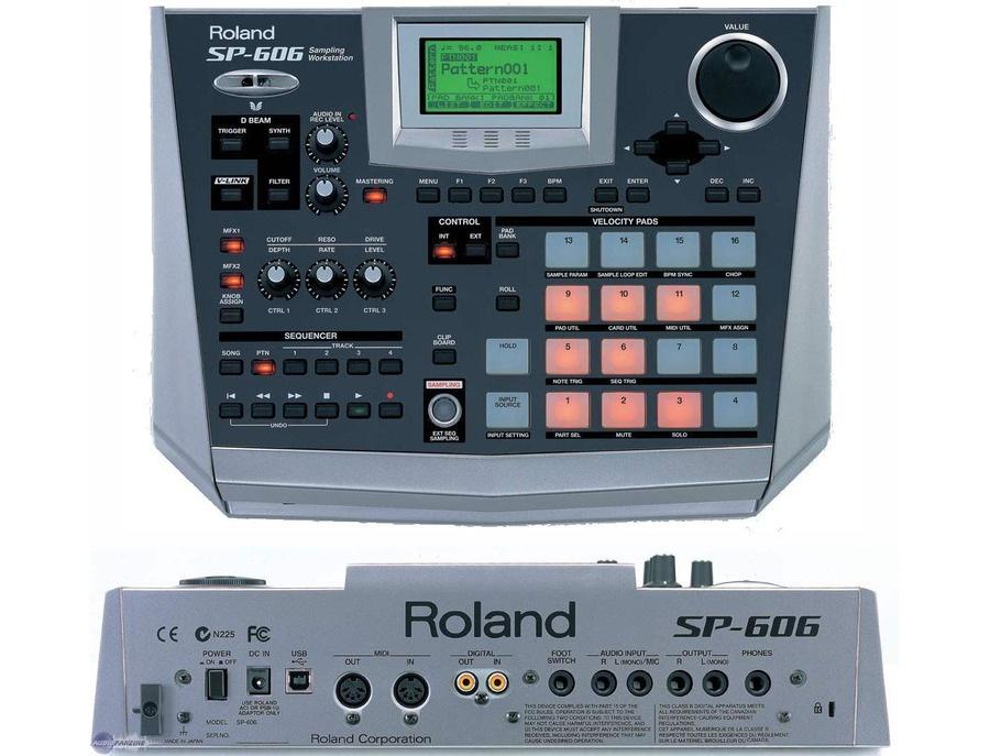 Roland SP-606