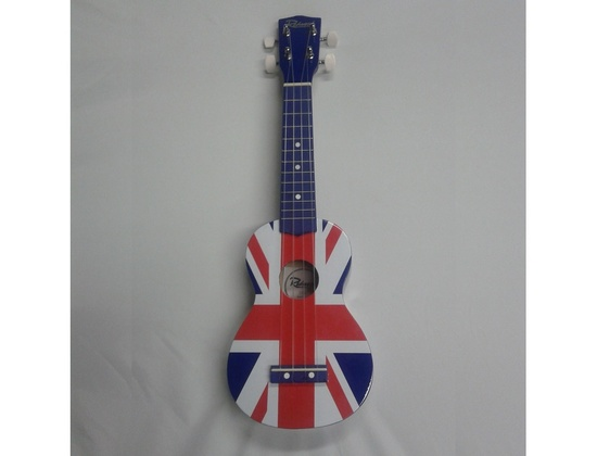 Redwood Ukulele S10 - Union Jack
