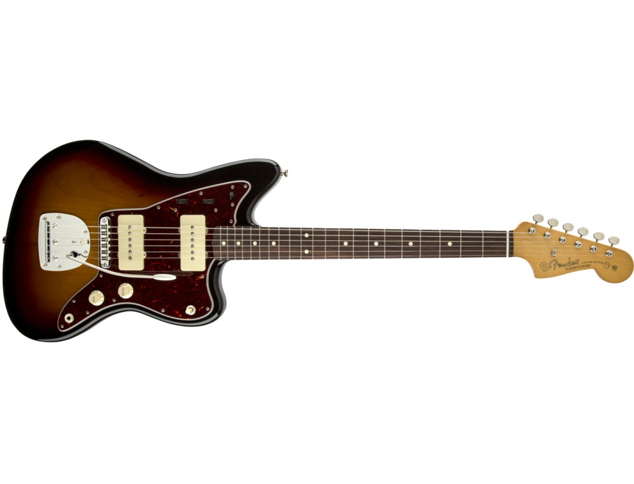 Fender classic player jazzmaster special electric guitar xl