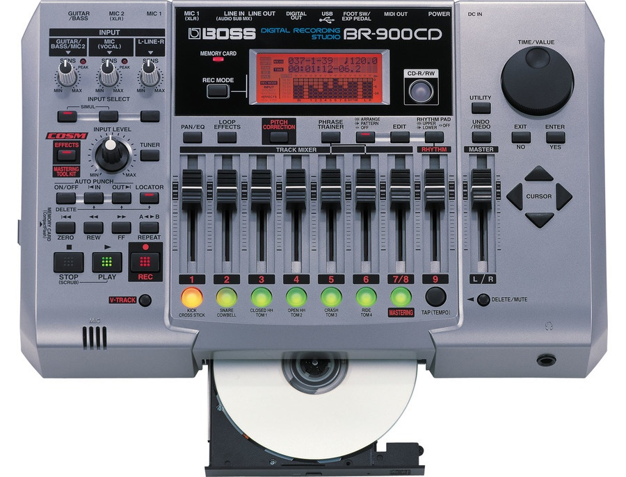 Boss BR 900CD Reviews Prices