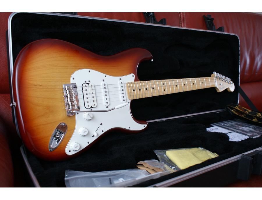 Fender American Standard Stratocaster HSS - Sienna Sunburst