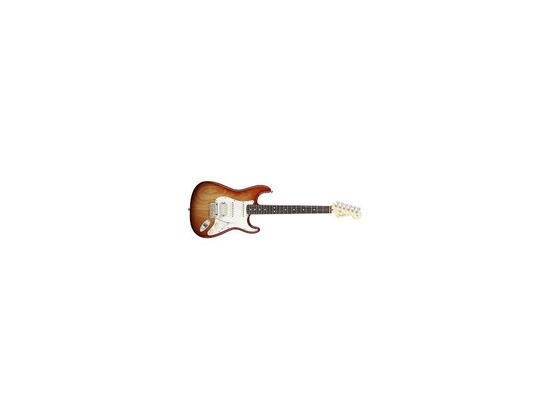 Fender Stratocaster American HSS Sienna Sunburst
