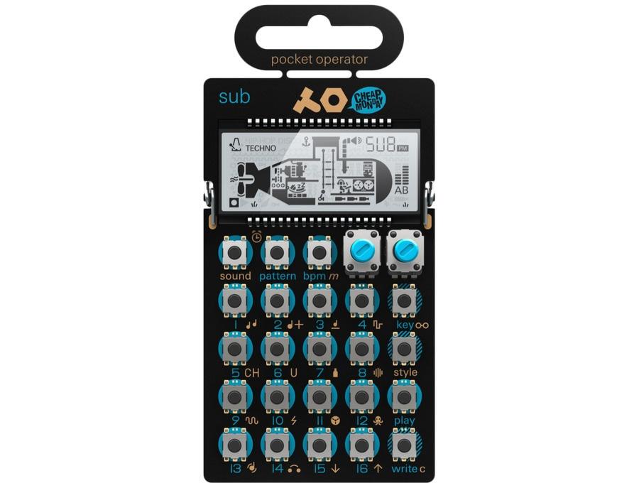 Teenage Engineering Pocket Operator PO-14 Sub