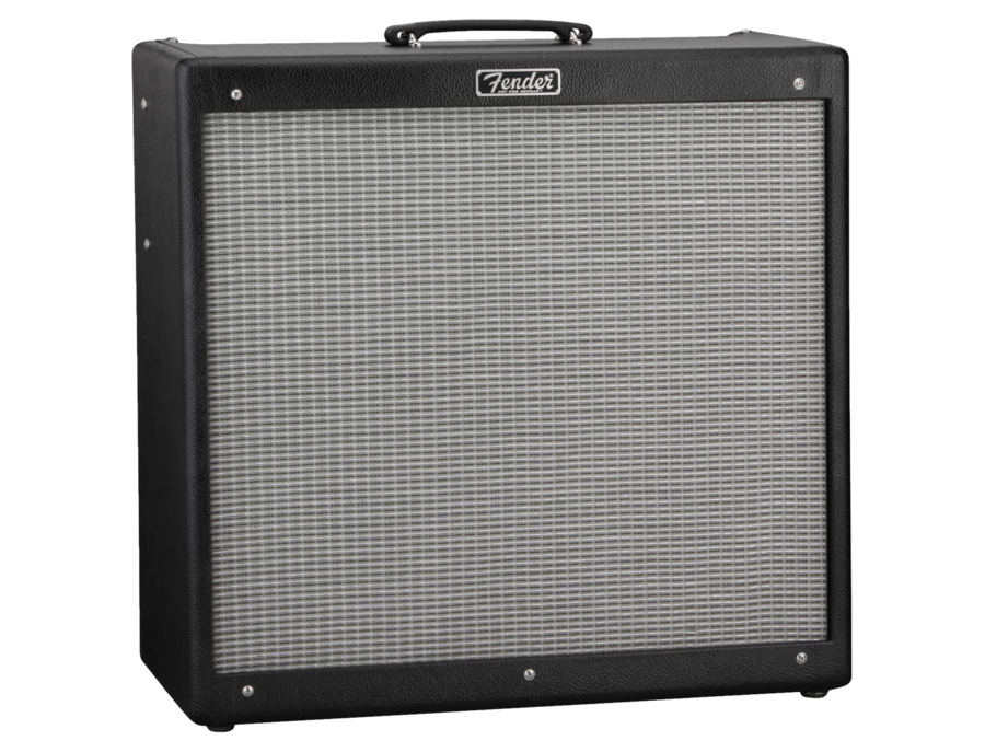 Fender hot rod deville 410 iii 60w 4x10 tube guitar combo amp xl