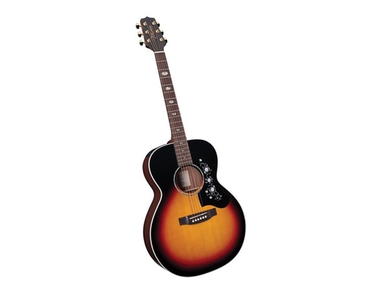 takamine eg450dlx tbs reviews prices equipboard. Black Bedroom Furniture Sets. Home Design Ideas