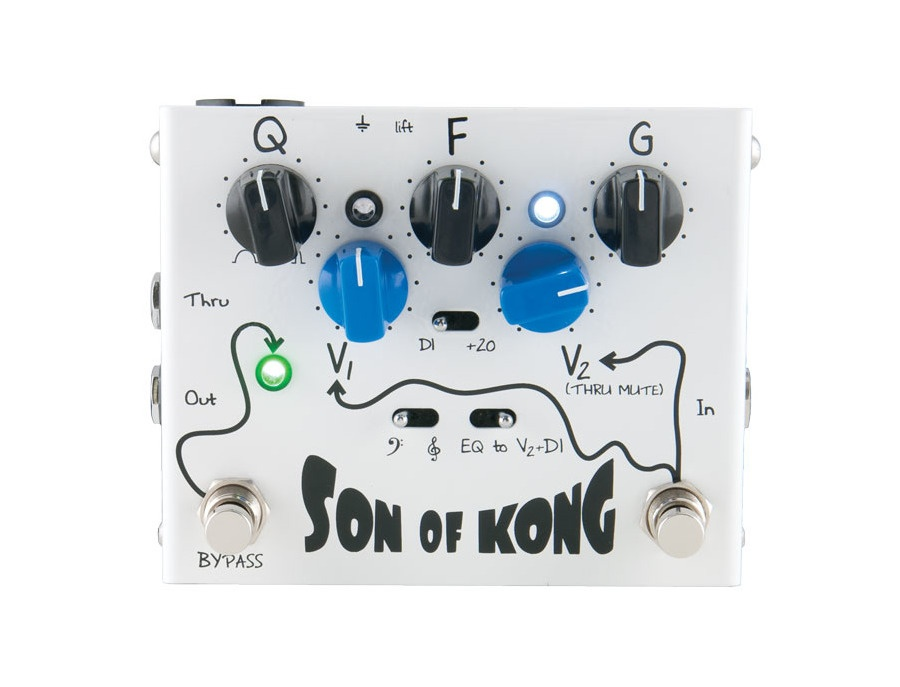 Spontaneous Audio Devices Son of Kong