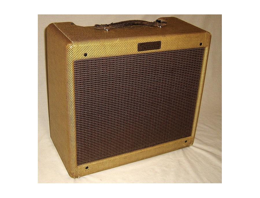Keith Richardss 1956 Fender Tweed Harvard Amp Equipboard