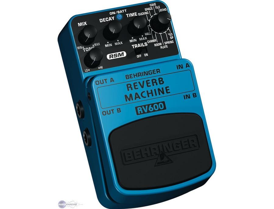 Behringer RV600 Reverb Machine