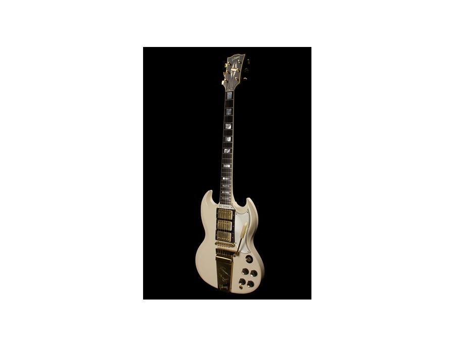 1962 Gibson Polaris White