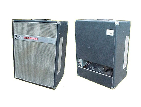 Fender Vibratone Leslie speaker