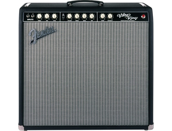 Fender Vibro King Amplifier