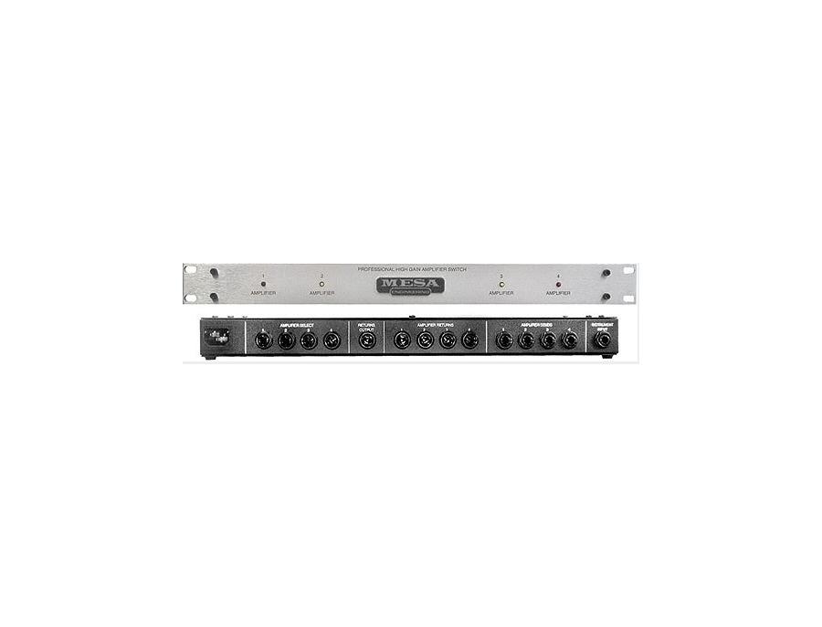 Mesa Boogie High Gain Amplifier Switch